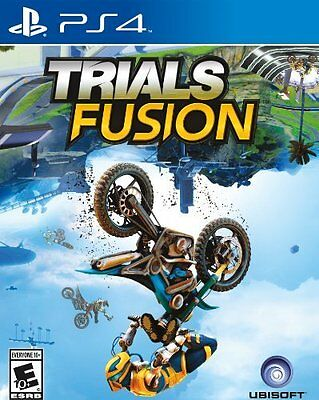 Trials Fusion - PlayStation 4 by Ubisoft