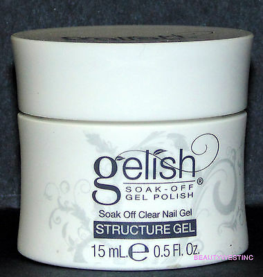 Harmony GELISH Structure Clear Gel 0.5oz - 01247