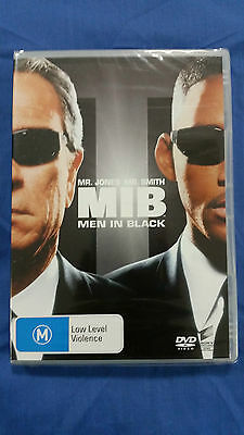 Dvd - Men In Black - Region 4 - Brand New And Sealed