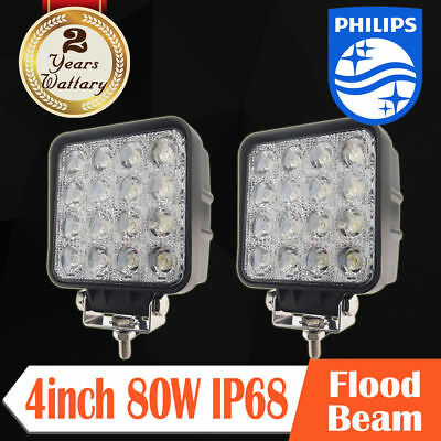 28inch 300W LED Light Bar CREE Flood&Spot Combo Driving Offroad 4WD 420/792/360W