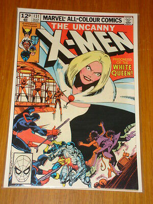 X-Men Uncanny #131 Marvel Comic Mar 1980 Nm (9.4) *