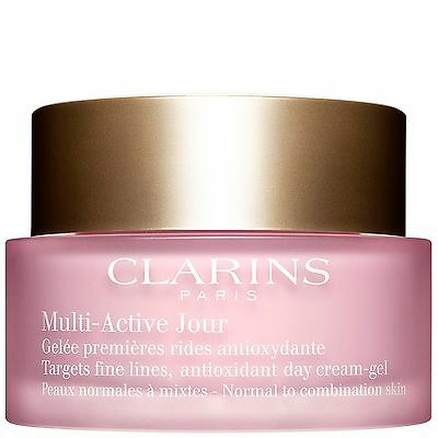 Clarins Multi-Active Antioxidant Day Cream Gel Normal / Combination Skin 50ml fo