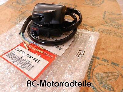 Honda CB 750 Four K2 Lenkerschalter Links Neu Original Switch Left Side New