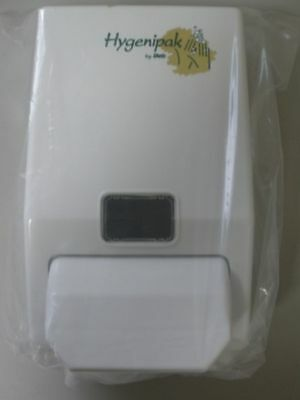 2 x HAND SOAP DISPENSER -Bathroom- Hygenipak by DEB-NEW
