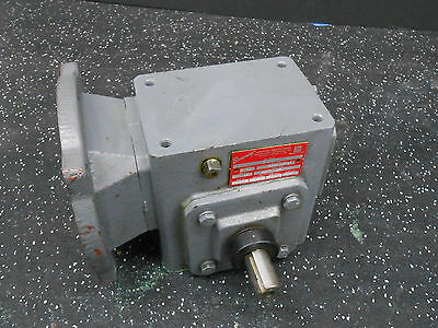 Browning H95154Q56R10 10:1 Right Angle Gear Reducer
