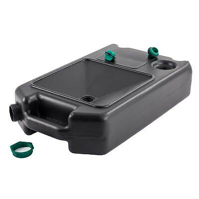 Pitking Car/Bike Oil/Fuel/Coolant Drain Tray Pan & Storage Container 8 Litres