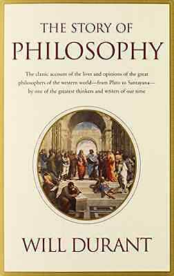 The Story of Philosophy (Touchstone Books) - Durant, Will NEW Paperback 20 Jan 1
