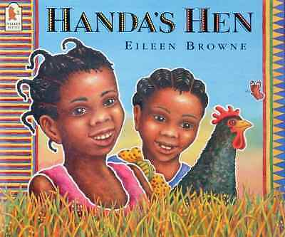 Handa's Hen Big Book - Paperback NEW Browne, Eileen 2003-07-07