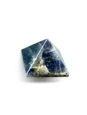 Iolite Gemstone Pyramid - #2