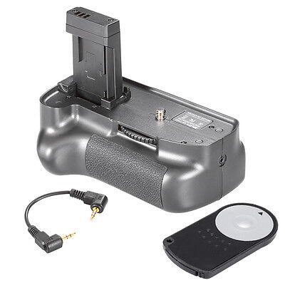 Neewer Replacement Shutter Release Battery Grip and Remote for Canon 1100D 1200D