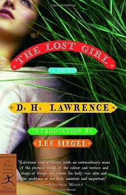 The Lost Girl (Modern Library) - D.H. Lawrence(A NEW Paperback 30/10/2003
