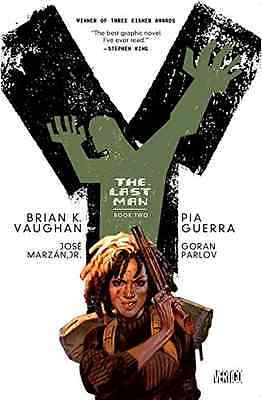 Y: The Last Man  Book Two TP - Paperback NEW Pia Guerra (Art 2015-03-19