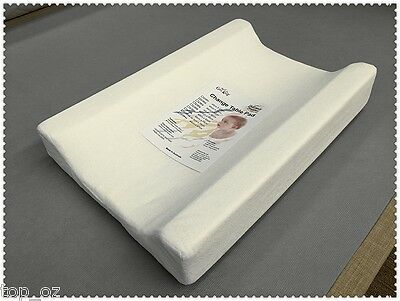 AU made Baby Change Table Pad/Mat 75*49cm + Free Cotton Terry Cover