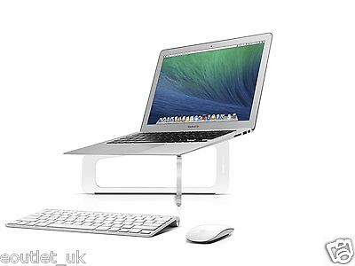 Twelve South Ghost Mount Laptop Stand for Apple Mac MacBook Desktop Pro Air NEW