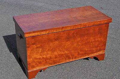 Cabinet Made Solid Cherry? Blanket Chest
