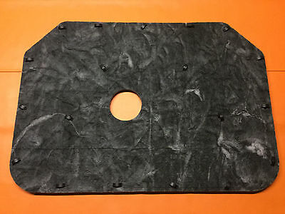 Under Hood Insulation Pad w/ Clips 1970-74 Barracuda Cuda Challenger Charger