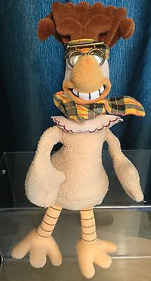 Chicken Run Mac 10 Inch Soft Toy By Golden Bear
