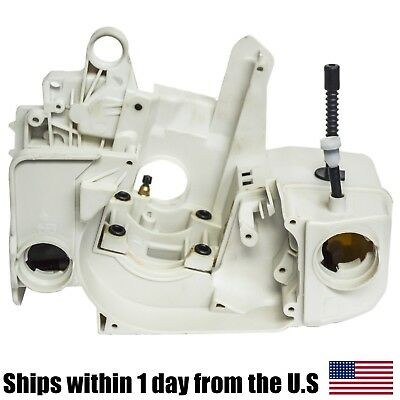 Oil Fuel Gas Tank Crankcase Engine Housing For Stihl 023 025 MS230 MS250