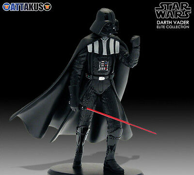 2010 Attakus Star Wars Elite Collection Limited 3000 Darth Vader Statue Figure