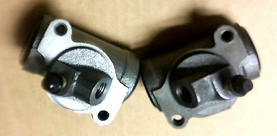 Pair 65 66 Pontiac Bonneville Catalina Grand Prix Ventura Front Wheel Cylinders