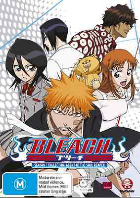 Bleach Collection 01 (Eps 1-20) NEW R4 DVD