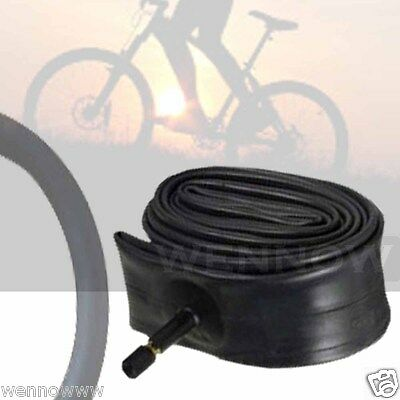 New 20 Inch Bicycle Rubber Inner Tube Fits 20 Inch Tires