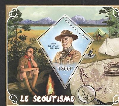 (927309) Scouting, Fire, Baden Powell, Private / local issue