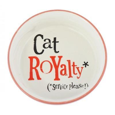 Bright Side Cat Royalty Food Bowl