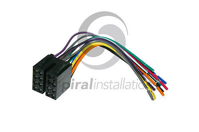 reverse factory oem radio stereo wire wiring harness wh 1014 reverse radio wiring wire harness oem factory stereo installation v24