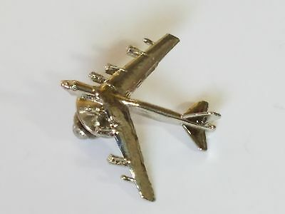 Boeing B-52 Stratofortress Aircraft Hat Tie Lapel Pin NEW