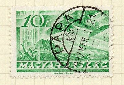Hungary 1936 Early Issue Fine Used 10f. 054493