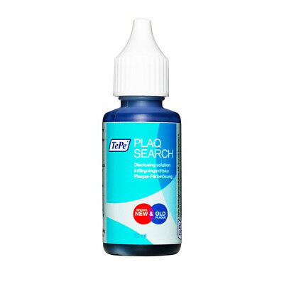 TePe PlaqSearch Plaquetest 30ml Flasche