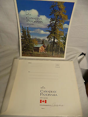 Hallmark CANADIAN PANORAMA Calendar 1975 Photos by George Hunter in Orig Sleeve