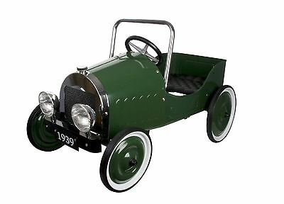 Great Gizmo's Classic Pedal Car *GREEN*