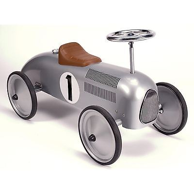 Great Gizmo's Classic Racer *SILVER*