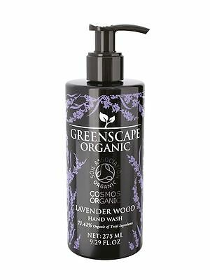 Greenscape Organic Lavender Wood Hand Wash 275ml