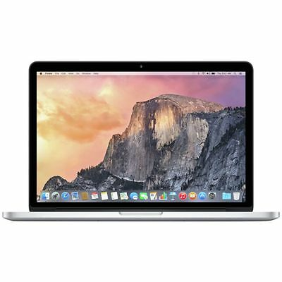 Apple MacBook Pro with 13.3 Inch Retina Display 2.7 Ghz 8GB 128GB-Official Argos
