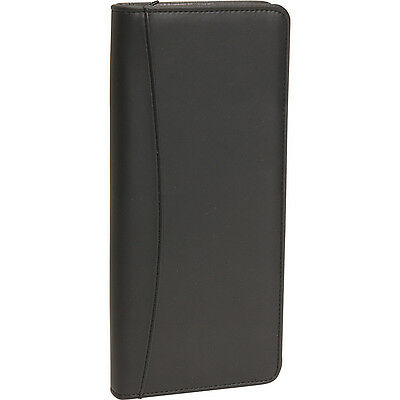 Royce Leather Expanded Document Case 2 Colors Travel Wallet NEW
