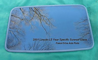 2001 OLDSMOBILE AURORA OEM YEAR SPECIFIC SUNROOF GLASS NO ACCIDENT FREE SHIP
