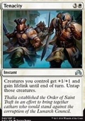 Human Wizard Unc 4 x MANIC SCRIBE NM mtg Shadows Over Innistrad Blue