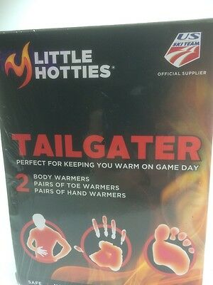 Little Hotties Tailgater Pack Hand Toe Body Warmer Outdoor Hunting Skiing Winter