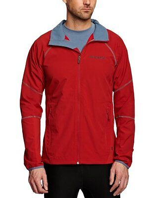 Columbia Sweet As Softshell Giacca, Uomo, Rosso (675), L