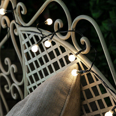 Solar Powered Outdoor Garden Camping Wedding Party Fairy String Led Berry Lights
