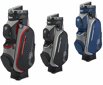 Wilson Staff I-Lock Organizer Modell 2017 Golfbag Trolley Cart Bag Golftasche