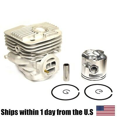 56mm Cylinder Piston Ring Kit For Husqvarna Partner K960 K970 Cut Off Saw