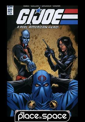 G.i. Joe: A Real American Hero (Idw) #227A (Wk14)