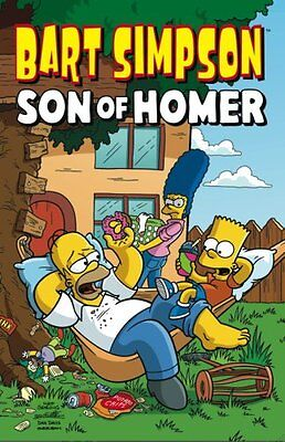 Bart Simpson:  Son of Homer   Paperback Book 2009