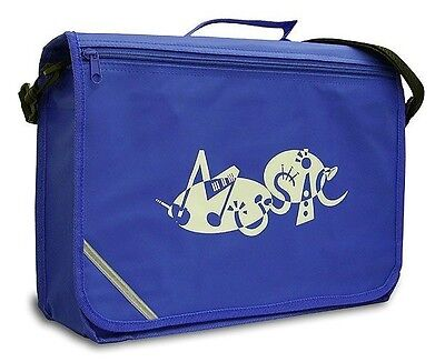 Mapac: Excel Music Bag (Royal Blue) Gifts/Case