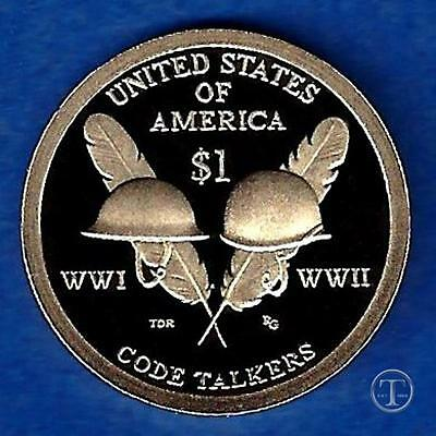 2016 S Proof Sacagawea Native American Dollar-Gem Proof-IN STOCK