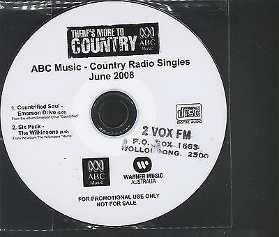there's more to country Country radio singles june 2008 cd